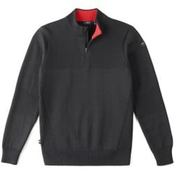 Henjl - Jerden Black - Pullover - Größe: XXL