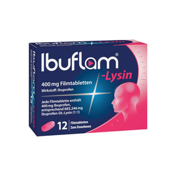 Ibuflam-Lysin 400mg