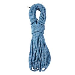 Edelrid GLOBETROTTER DRY SEIL 9,8MM - Kletterseil - blau