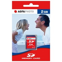 AgfaPhoto SD 2 GB Class 4