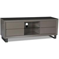 PK-Invest Marlo TV-Lowboard 1500 mm grau/schwarz