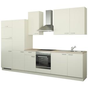 Küchenzeile mit Elektrogeräten  Duisburg ¦ creme