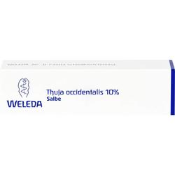 THUJA OCCIDENTALIS 10% Salbe 25 g