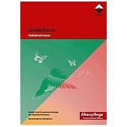 Liederbuch  Volksliedertexte. Manfred Fortmann  - Buch