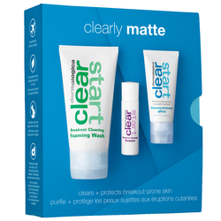 Kits Clearstart Klar Matt Haut Kit