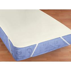 Matratzenauflage Molton-Matratzenauflage Biberna 180 cm x 200 cm