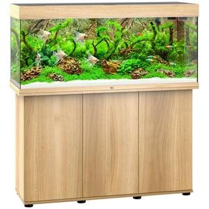 JUWEL AQUARIEN Aquarien-Set Rio 240 LED, 240 Liter, Gesamtmaß BxTxH: 121x41x128 cm natur