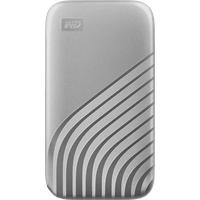 Western Digital My Passport 2 TB USB 3.2 silber WDBAGF0020BSL-WESN