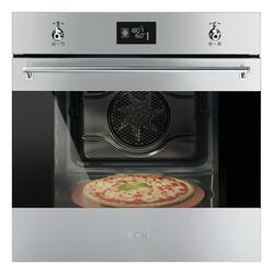 SF6390XPZE Einbaubackofen mit Pizzafunktion und 20 Automatikprogrammen
