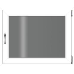 RORO Türen & Fenster Kunststofffenster, BxH: 80x60 cm, ohne Griff