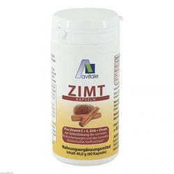 ZIMT KAPSELN 500 mg+Vitamin C+E 60 St
