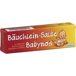 BÄUCHLEIN Salbe Babynos 50 ml