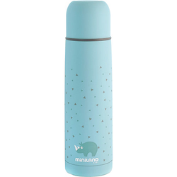 Thermoflasche Silky Thermo, 500 ml, blau