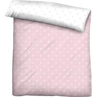 Mix & Match Sterne rosa (155x220cm)