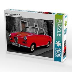 Goggomobil Coupè 250 TS Lege-Größe 64 x 48 cm Foto-Puzzle Bild von Ingo Laue Puzzle