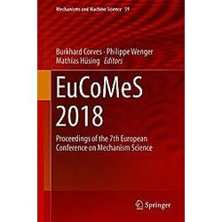EuCoMeS 2018 - Buch