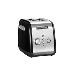KitchenAid Toaster Schwarz 2 Scheiben