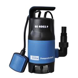 Schmutzwasser - Tauchpumpe GS 4002 P, 400 Watt