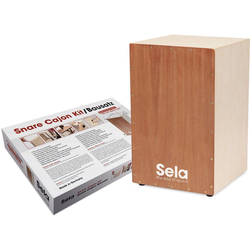 Sela Cajon Sela Snare Cajon Bausatz, ; Made in Germany