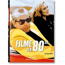 Filme der 80er als Buch von