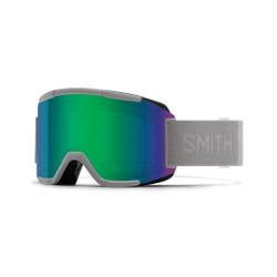 Smith - Forum Cloudgrey Green Solx Mirror - Skibrillen