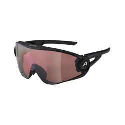 Alpina Sportbrille 5W1NG Q+CM Sportbrille schwarz