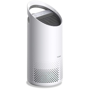 Leitz TruSens Z-1000 Luftreiniger mit UV-C Lampe fängt luftübertragene Bakterien, Allegene, Staub, Gerüche und Rauch, für gereinigte Raumluft in kleinen Räume bis 23 m2, 2415112EU