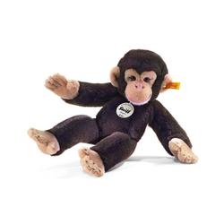 Steiff Kuscheltier Steiff Koko Schimpanse, 35 cm, braun
