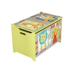 BIECO Spielzeugtruhe Bieco Spielzeugtruhe und Sitzbank Aufbewahrungsbox Kinder Holzkiste mit Deckel Sitzbank mit Stauraum Spielzeugkiste mit Deckel Truhe Holz Aufbewahrung Kinderzimmer Spielzeugkiste Holz