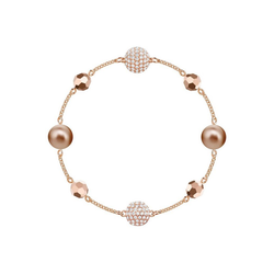 Swarovski Armband 5437890-M, L, mit Swarovski® Kristallen und Swarovski® Perlen M