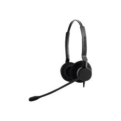 Jabra BIZ 2300 USB UC Duo - Headset - On-Ear - kabelgebunden - USB