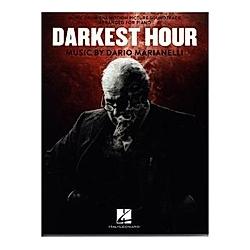 Darkest Hour  arranged for piano. Dario Marianelli  - Buch