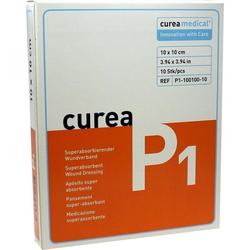 curea P1 10x10cm Superabsorbierender Wundverband