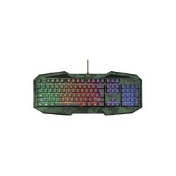 Trust Trust GXT830RW-C AVONN KEYBOARD PC-Tastatur