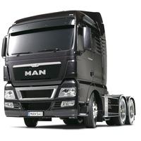 TAMIYA Truck MAN TGX 26.540 Gun Metal Edition Bausatz (300056346)