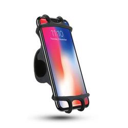 Cyoo - Smartphone Fahrradhalter - 4.0-6.3 Zoll - Schwarz - Halterung