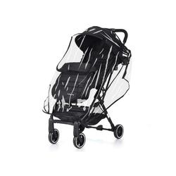 COSTWAY Kinder-Buggy Babywagen Sportwagen, für Kinder von 0-3 Jahren schwarz