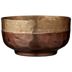 Lene Bjerre Safiya Schale bronze