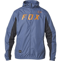 Jacke FOX - Moth Windbreaker Blue Steel (305)
