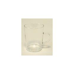 Bohemia Cristal Teeglas Bohemia Cristal 250 ml mit Henkel 69x90mm 6 Stück