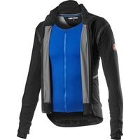 Castelli Alpha RoS 2 Jacke light black/black reflex/matte S