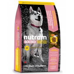 Nutram Sound Balanced Wellness Adult Lam S9 Hundefutter 11,4 kg
