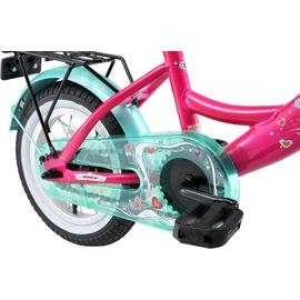 Bikestar Kinderfahrrad 12 Zoll RH 23 cm pink