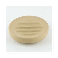 Zone Denmark Seifenschale ZONE Seifenschale UME beige Porzellan ca 12 cm D
