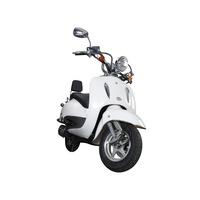 Flex Tech Retro-Motorroller FIRENZE, Weiß