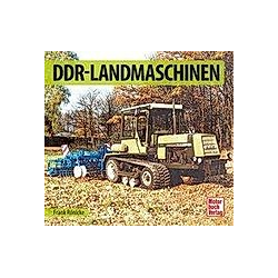 DDR-Landmaschinen. Frank Rönicke  - Buch