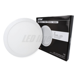 LED Easy Fix Panel 24W 2200lm warmweiss