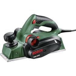 Bosch Home and Garden PHO 3100 Elektrohobel inkl. Koffer Hobel-Breite: 82mm 750W Falztiefe (max.): 9