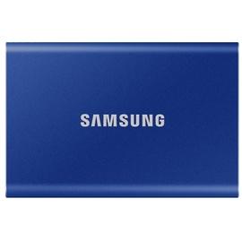 Samsung Portable T7 500 GB USB 3.2 blau