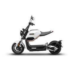 MIKU MAX e-scooter mit BOSCH Motor weiss